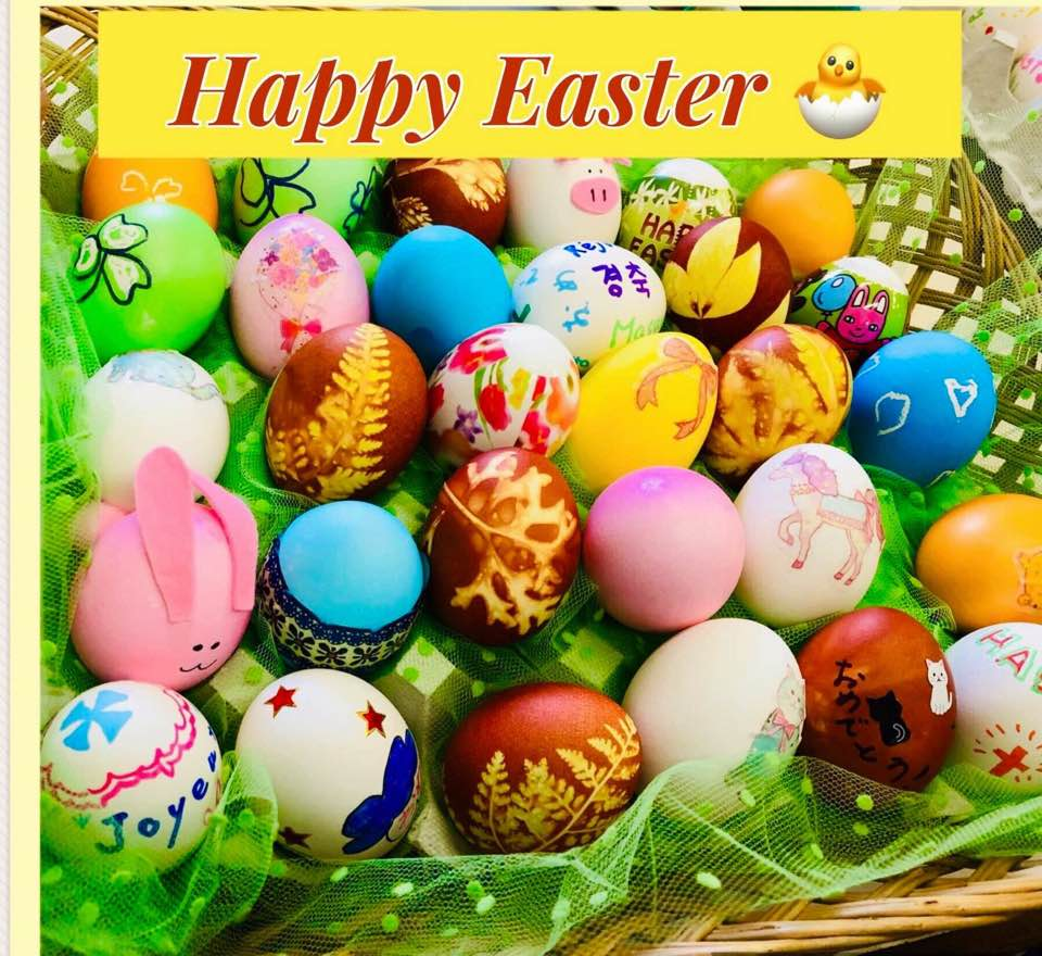 復活祭の卵